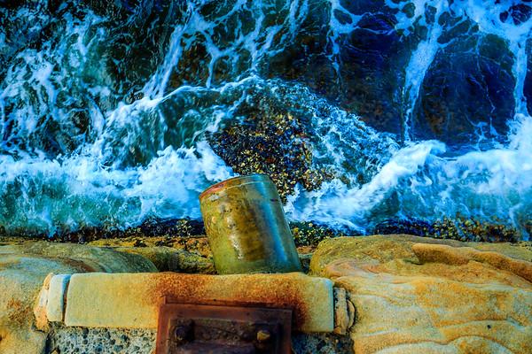 Kirribilli : Sea Wall