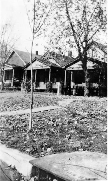 1920, Sichel Street Homes