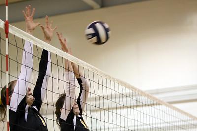 2012 Amanda Burton - Volleyball