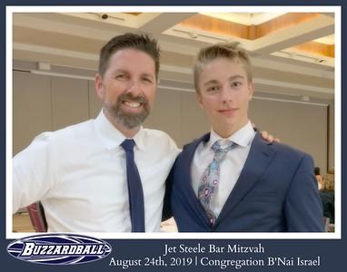 Jet Steele Bar Mitzvah | AUGUST 24TH, 2019