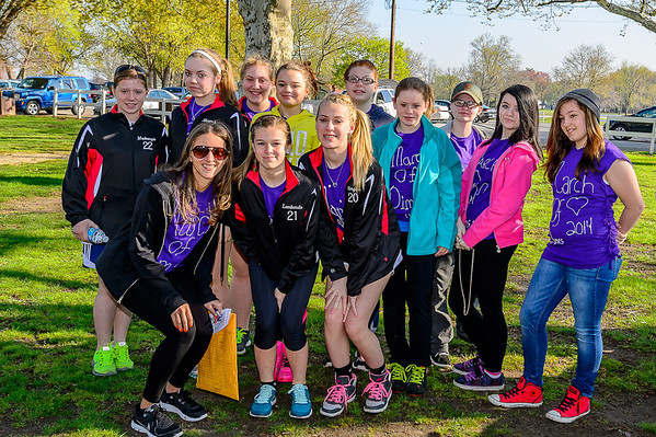 2014 Salem County March of Dimes Walk