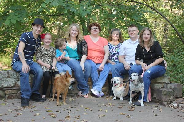 Harris Family Pics