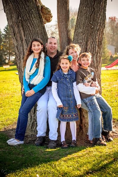 2012 Fall Family Photos