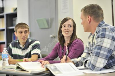 28531 Social Work Class September 2012