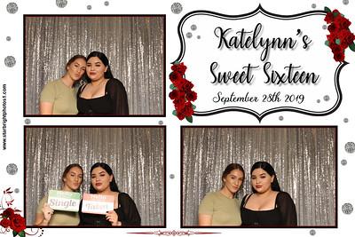 Katelynn's Sweet 16