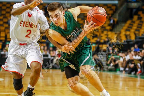 Mansfield-Everett Boys Basketball - 03-12-18