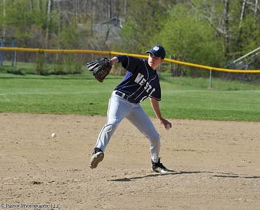 JV White Baseball