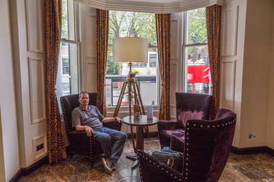 London May 2016