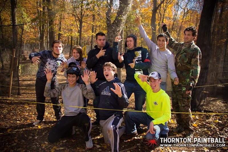 Widener University Outdoor Adventure Club