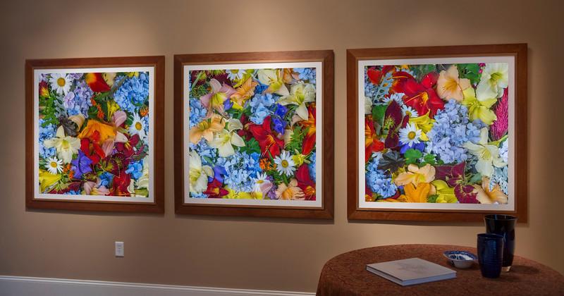 Mélange No.2, Triptych
