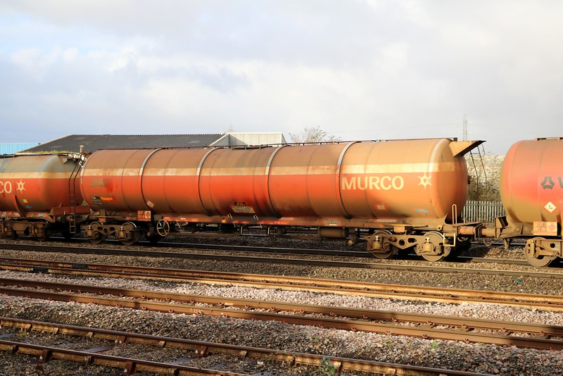 TDA 78260 seen on 6B13 Roberston-Westerleigh    29/12/17