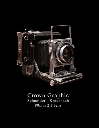 Crown Graphic - 220 film