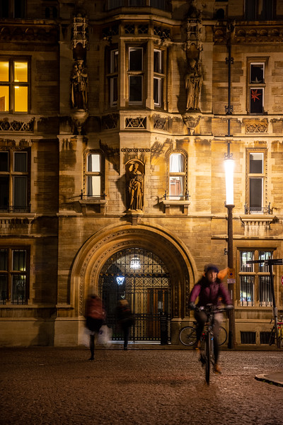Great Gate of Gonville & Caius College