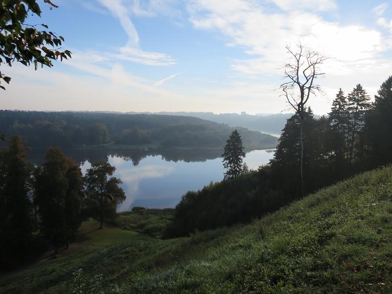 In dit gebied heet de rivier Neman