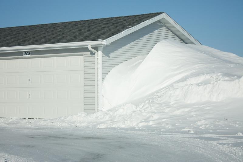 Garage drift