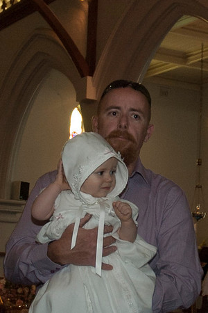 Isabella Rose's Christening