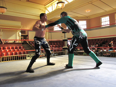 Millennium  Wrestling Federation Zero Tolerance  September 22, 2012