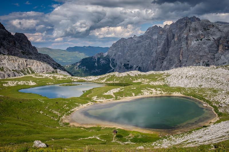 Lago del Piani
