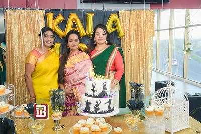 Kalas Kalalayas First Anniversary (Canada)- Surprise Bday Party for Kala Master