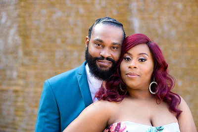 Brittany Seay and Terence Marzette Engagement