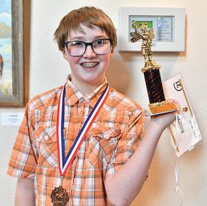 Sheridan County Spelling Bee (2-16-19)