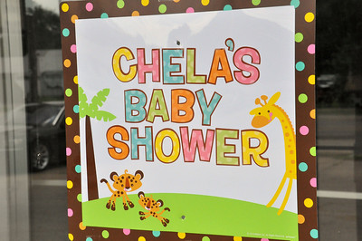 Chela's Baby Shower Aug 13, 2011