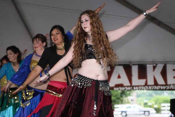 2010 Rossini Festival -- Dance Troupes