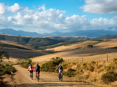 Botrivier Out and Back eBike Route Photographs