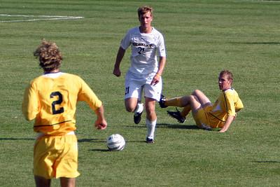 2004-08-26 UMich Soccer @ UWM (3-1)