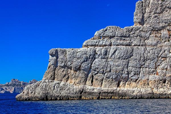 Calanques de Marseille - mineral