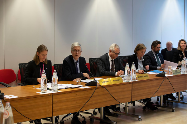 2019-02-06/07 EFTA Standing and EEA Joint Committee meetings