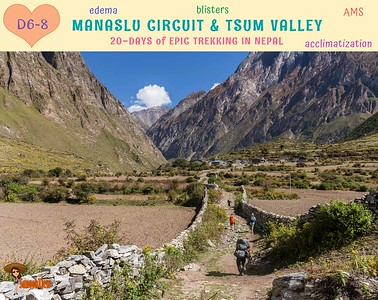 เนปาล | 4 Manaslu Circuit & Tsum Valley