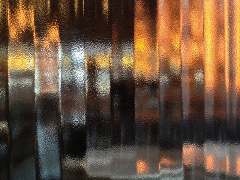 Restaurant Window Panel, San Francisco, 2013