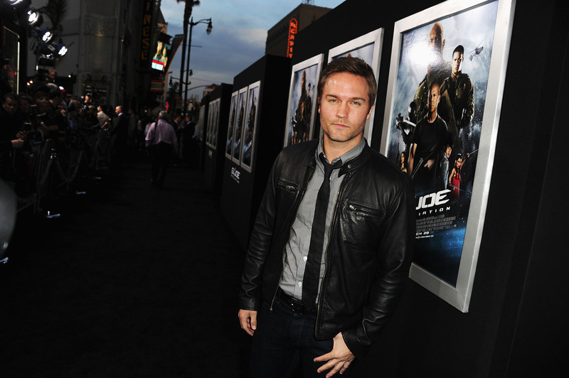 ". Actor Scott Porter attends the premiere of Paramount Pictures\' ""G.I. Joe:Retaliation\"" at TCL Chinese Theatre on March 28, 2013 in Hollywood, California.  (Photo by Kevin Winter/Getty Images)"