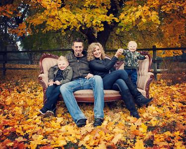 Affedelt Family-Fall 2011