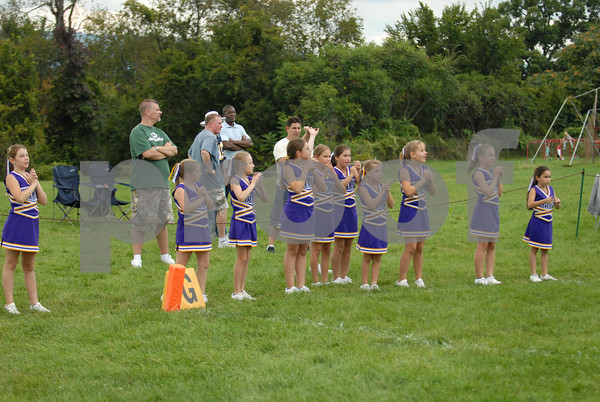 Wallkill Panther Pride vs Warwick Purple-Cheer- 9-13-09
