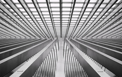 Guillemins Station - Liege