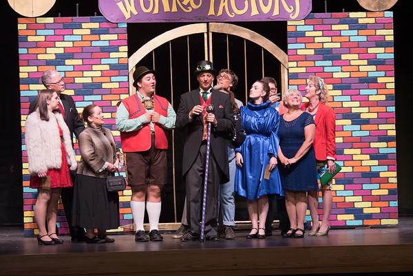 2019 Willy Wonka Waupaca Community Theatre