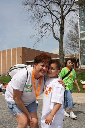 Walk MS Towson 2009