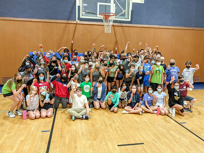 8th Grade Retreat (8/20/21)