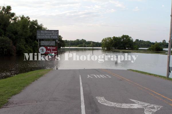 Flooding Pine Bluff May 31, 2019