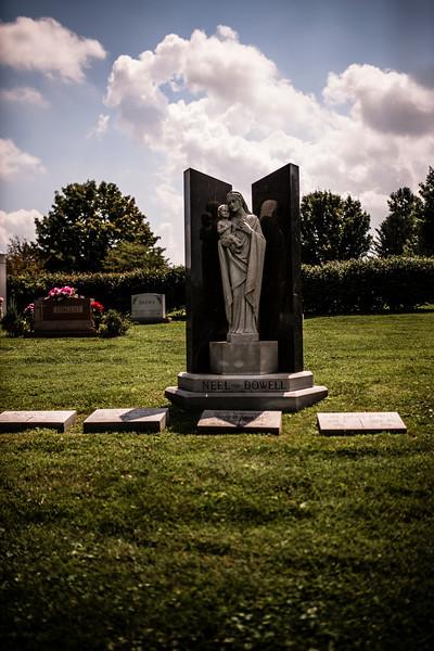 Calvary Cemetery Lou, Ky