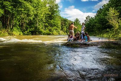 Elk River Falls, July 06, 2013