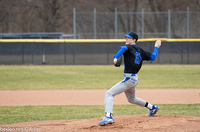 Varsity Baseball vs Westerville North