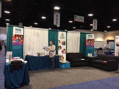 2016 - ASTC Tampa Florida booth