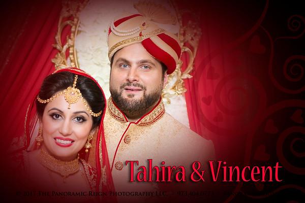 Tahira & Vincent