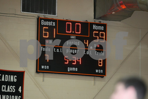 Junior Varsity-Oak Grove vs Lexington 12-18-08