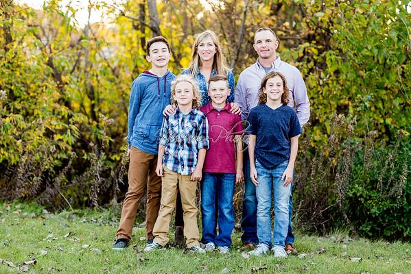 October 2016 - Sam, Trevor, Wil and Owen
