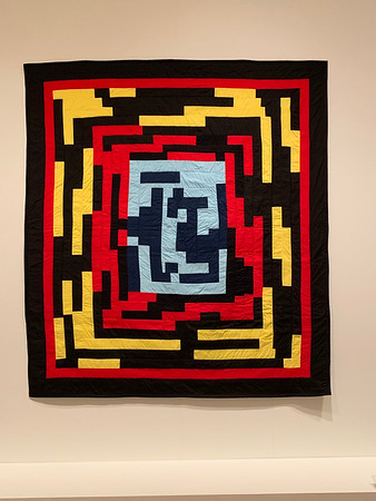 Virginia Museum of Fine Arts:  Gees Bends Quilts