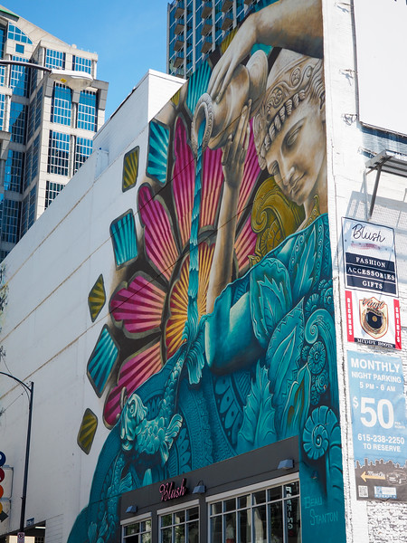 Mural in Nashville